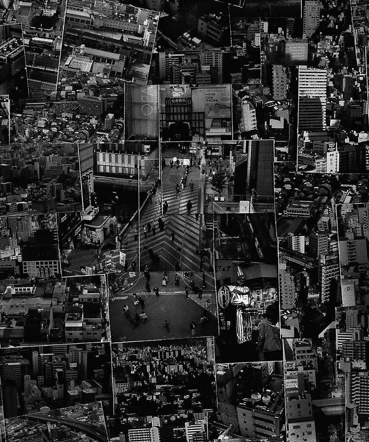 Osaka streets.