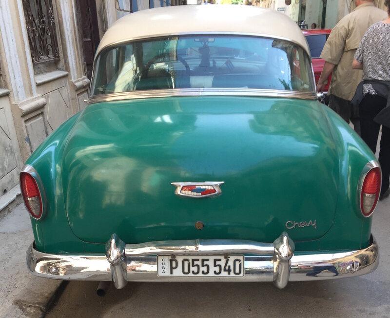 A private car.
