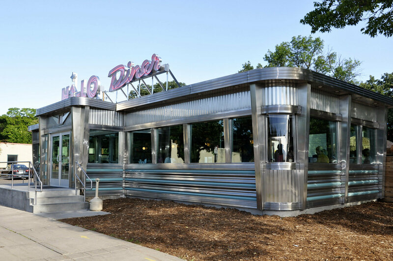 The Hi-Lo Diner, Minneapolis.
