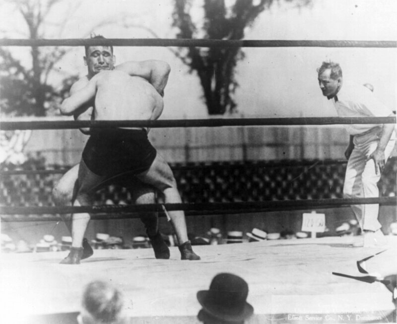 The 1925 Match That Ensured Pro Wrestling's Future Would Be
