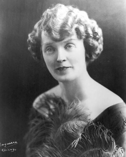 Mabel Stark.