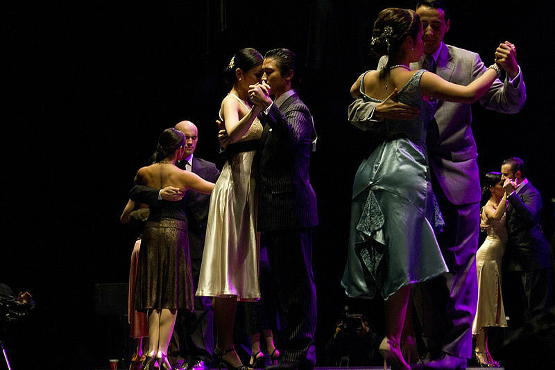 Tango is now one of the most popular dances in the world, and even has an international world championship.