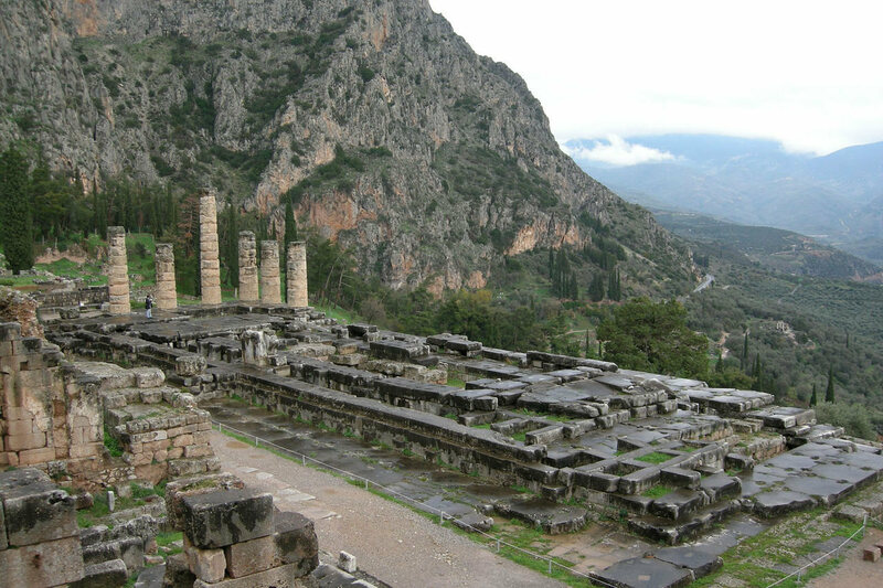 Nine Places To See The Ruins Of Ancient Religious Cults Atlas Obscura