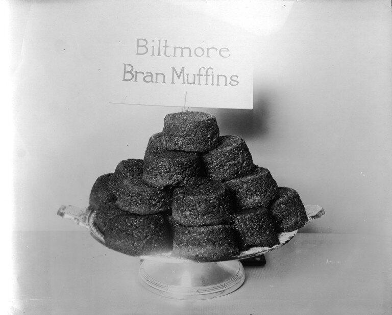 Biltmore Bran Muffins.
