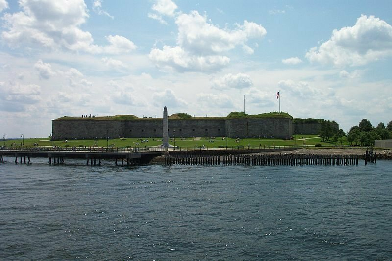 Fort Independence on Castle Island was once the epitome of a waterfront defense.