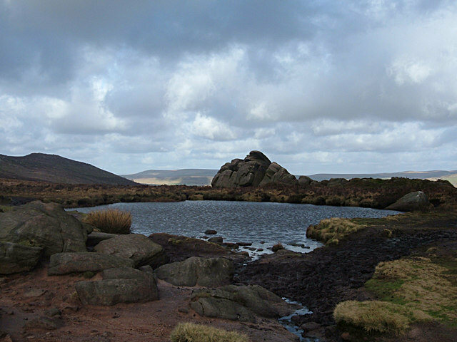 Doxey Pool, where a mermaid named Jenny Greenteeth is said to seduce and drown young men.