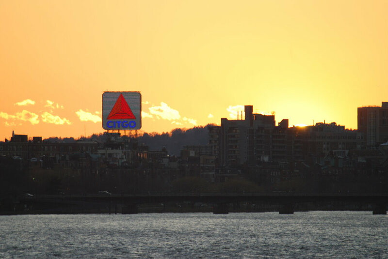 The Citgo sign may be in the sunset of its life.