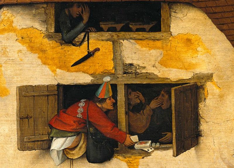 The Original Hidden Picture Artists Were Dutch Masters