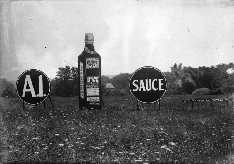 The Steak Sauce Bottle Mystery Unfolding At An Ohio Library Atlas Obscura