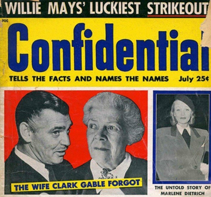 Being a <em>Confidential</em> magazine mole was a side business for former LAPD cop Fred Otash.