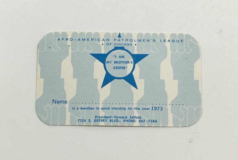 An AAPL membership card from 1973.