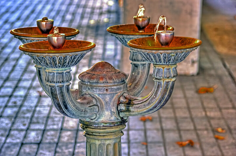 Forgotten Madison Crumbling Fountain >> Portland S Love Affair With Its Special Water Fountains Atlas Obscura