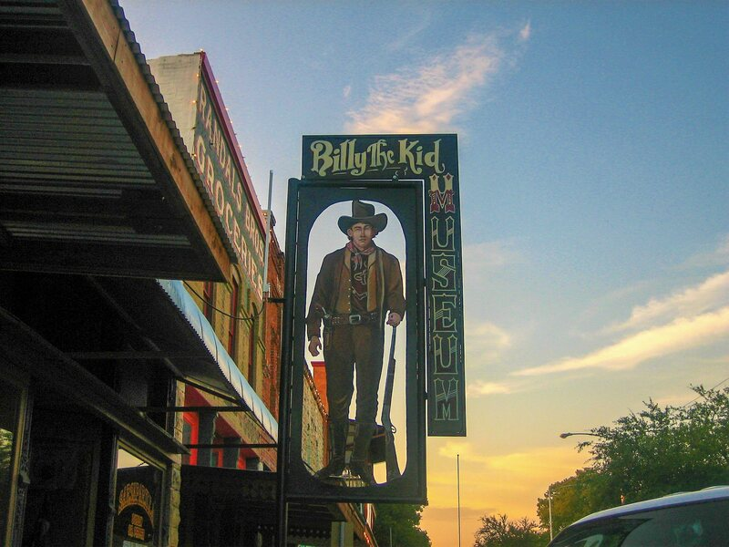 7910a191f The Old Man Who Claimed to Be Billy the Kid - Atlas Obscura