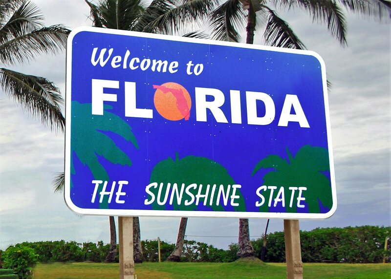 The south of the Sunshine State is a whole new world, linguistically.