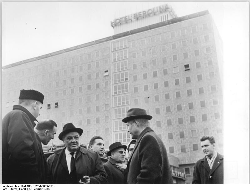 Berlin in 1964.