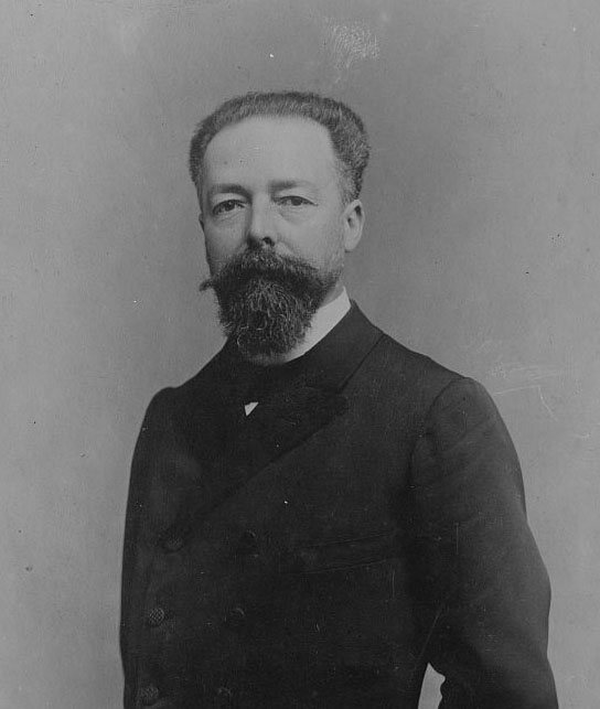 Paul Doumer, Governor-General of French Indochina from 1897 to 1902.