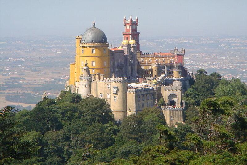 Pena National Palace.