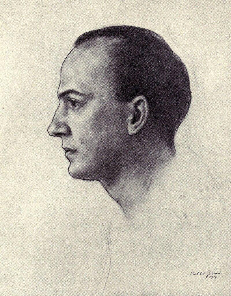 Bynner, c. 1919