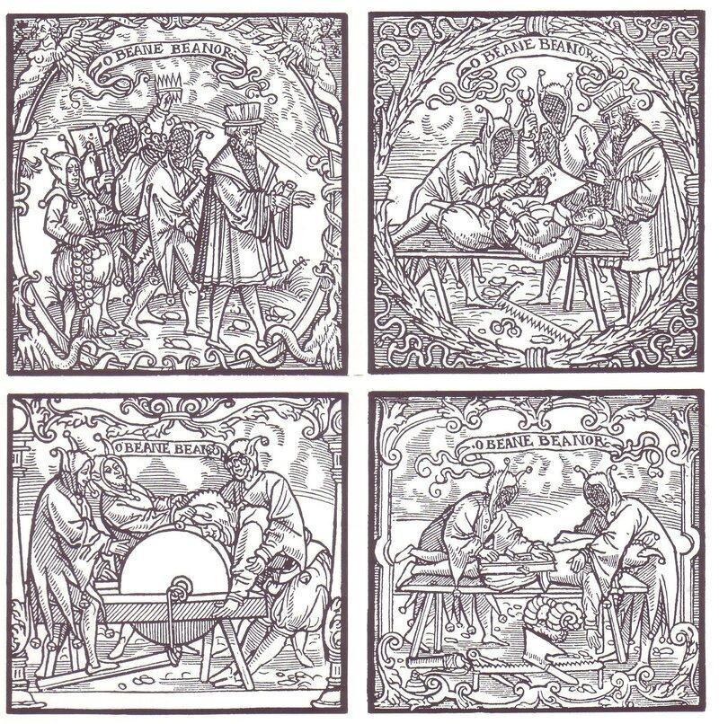 A Violent 15th-Century Freshman Hazing Ritual Involving Boar