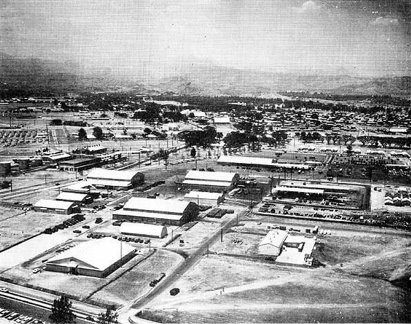 Clark Air Base, Philippines, 1967.