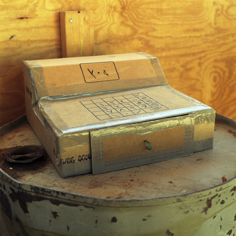 Cash Register, Fort Irwin, California.