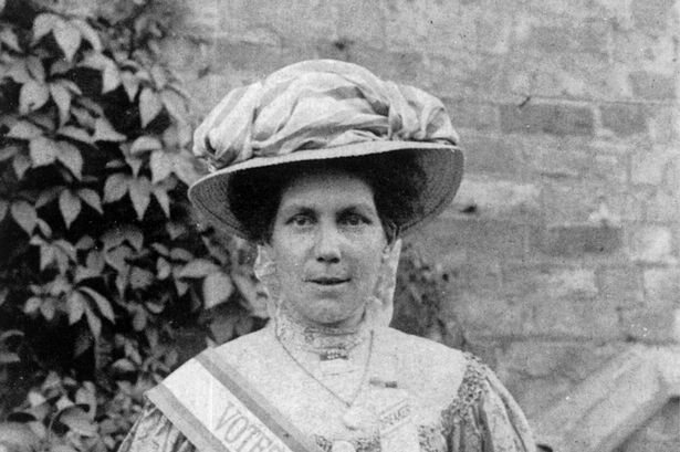 Alice Hawkins was a suffragette from Leicester who will be commemorated in a new square.