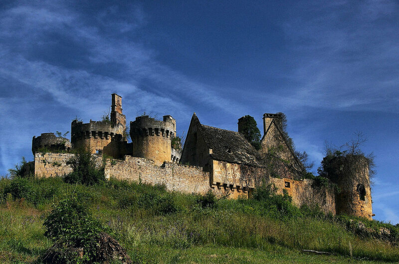 The castle of Saint-Vincent-le-Paluel will soon have hundreds of owners.