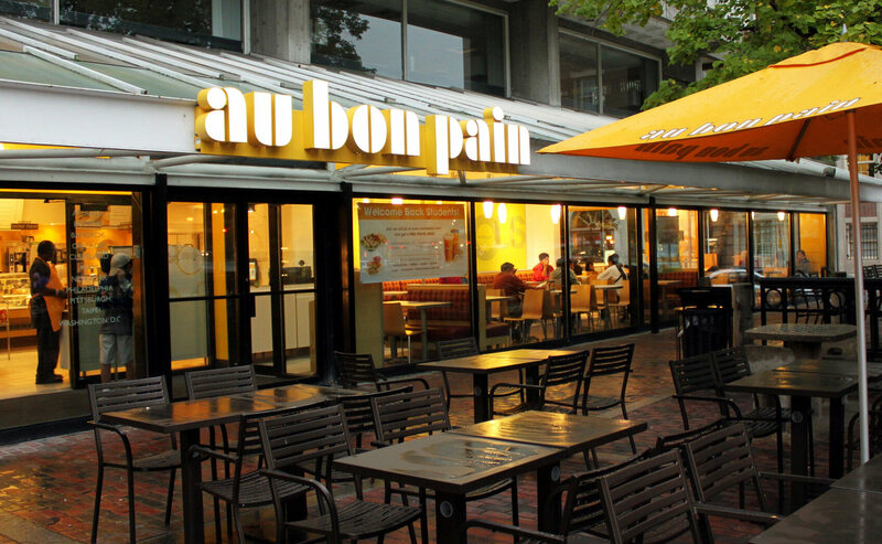 Au Bon Pain in Boston, where it originated.