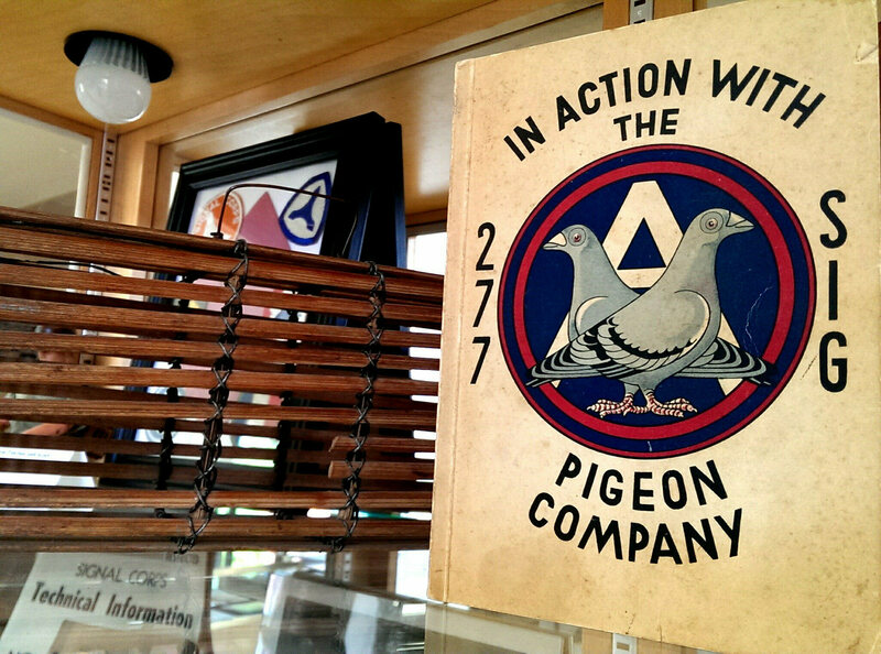 The American Pigeon Museum.