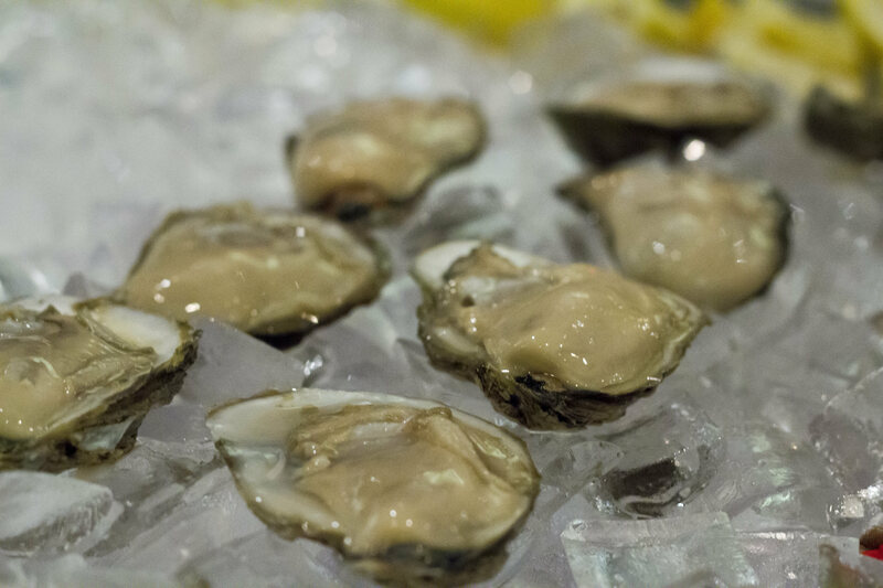 The once-abundant oysters of the Chesapeake Bay were highly sought after for their briny meat.