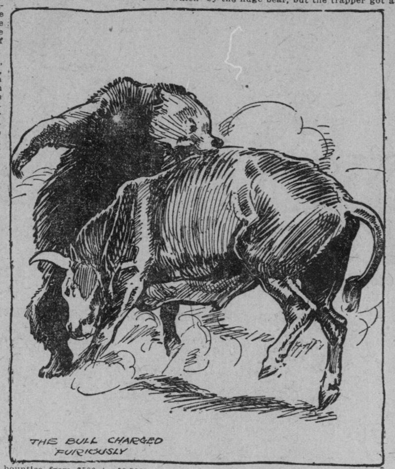 An image from <em>The San Francisco Call</em>, 15 January, 1911.