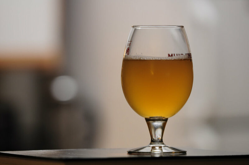 Saison is a pale ale, usually cloudy gold in color, with fruity, spicy flavors.