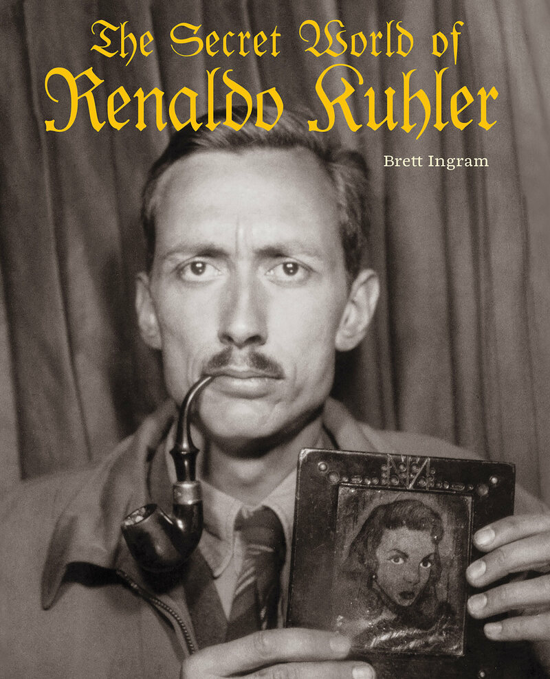 <em>The Secret World of Renaldo Kuhler</em> will be published October 28, 2017.
