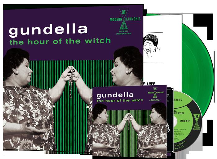 Gundella's <em>The Hour of the Witch.</em>