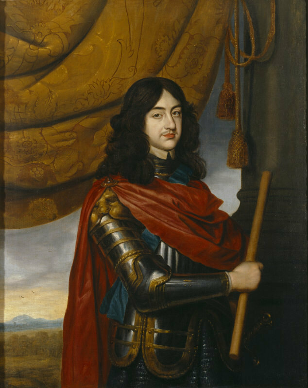 Charles II was fond of medicines that contained powdered human skulls.
