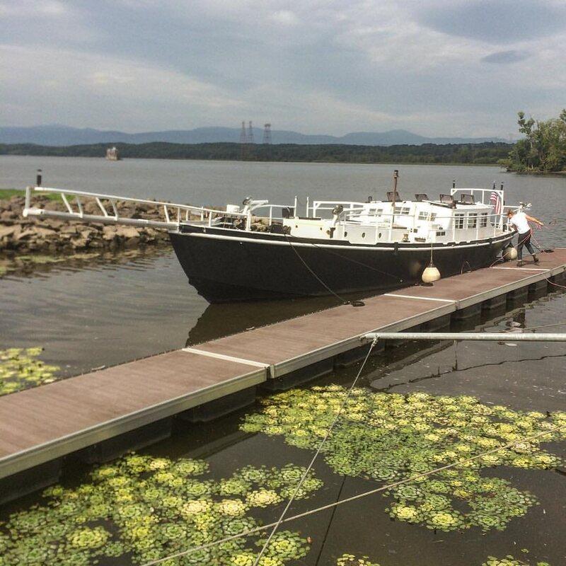 The schooner <em>Apollonia</em> today.
