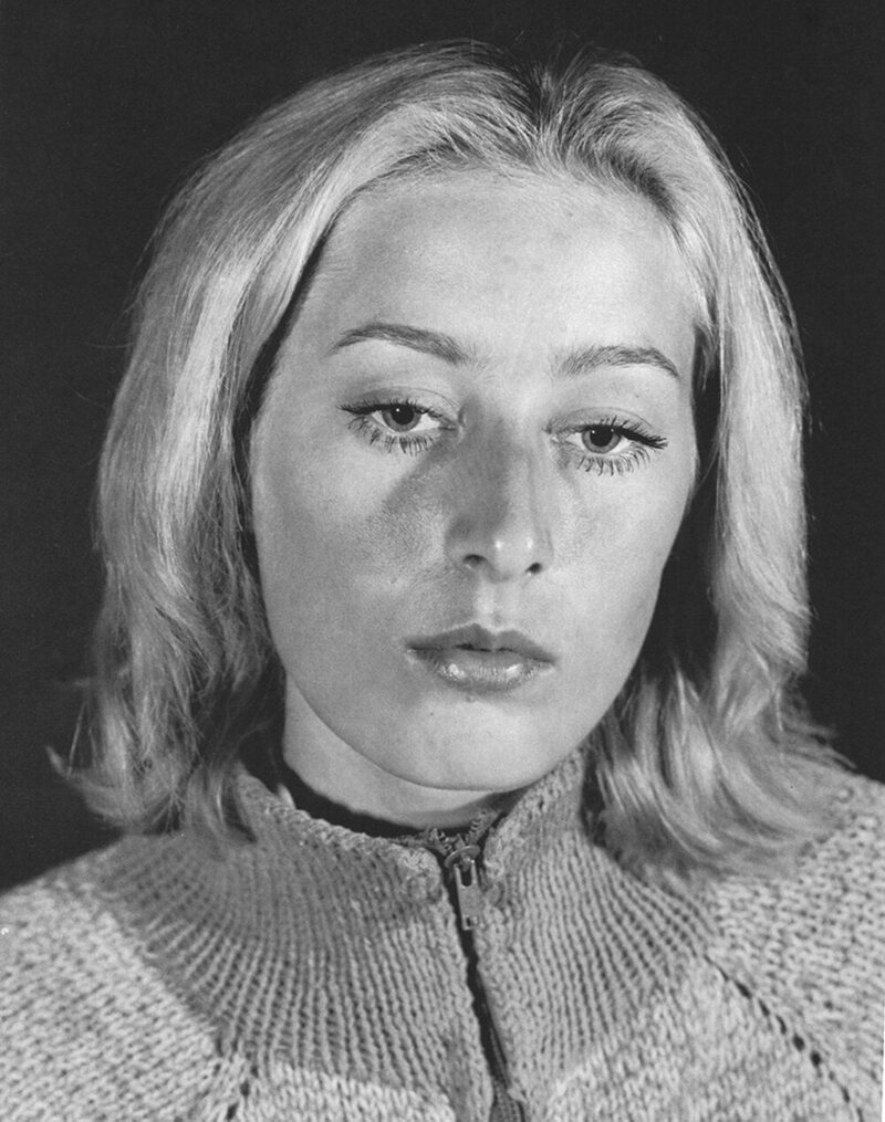 <em>Blond Russian Woman</em>.