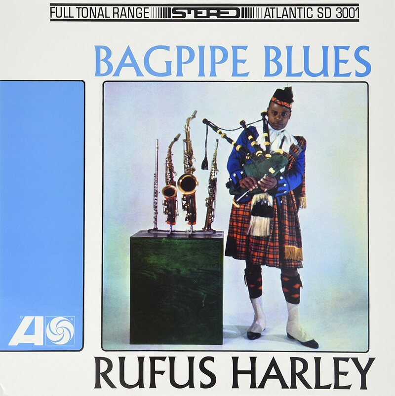 Bagpipes Blues, 1965.
