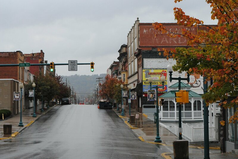 Donora today.