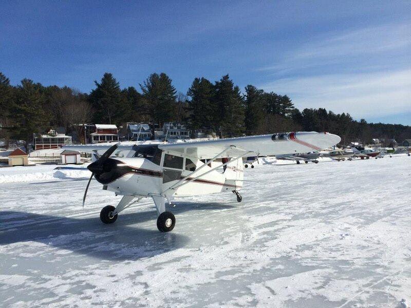 Alton Bay Seaplane Base