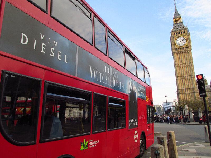 No Vin Diesel here—only coffee diesel.