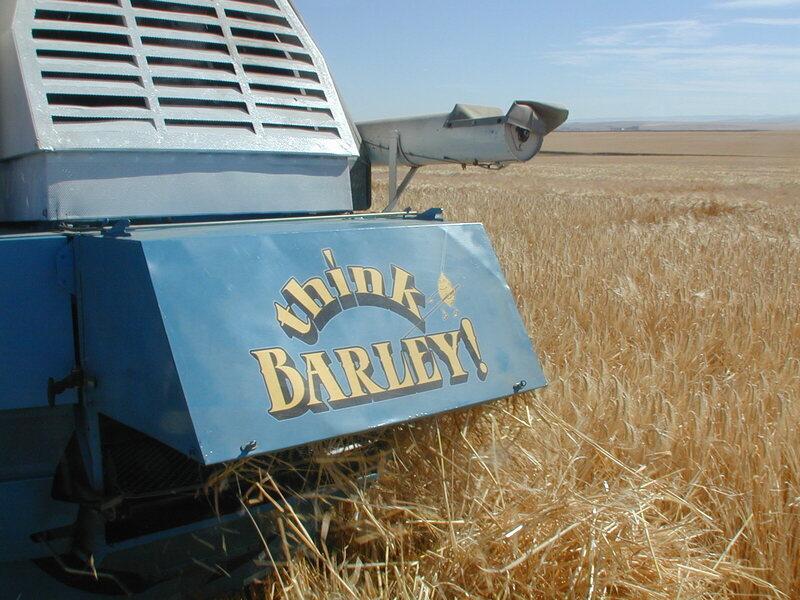 "More like ""drink barley."""