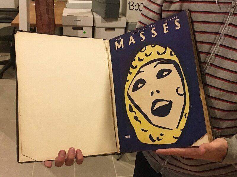 <em>The Masses</em>.
