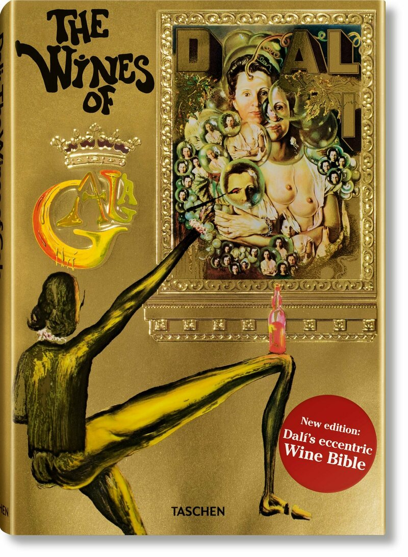 'The Wines of Gala' cover.