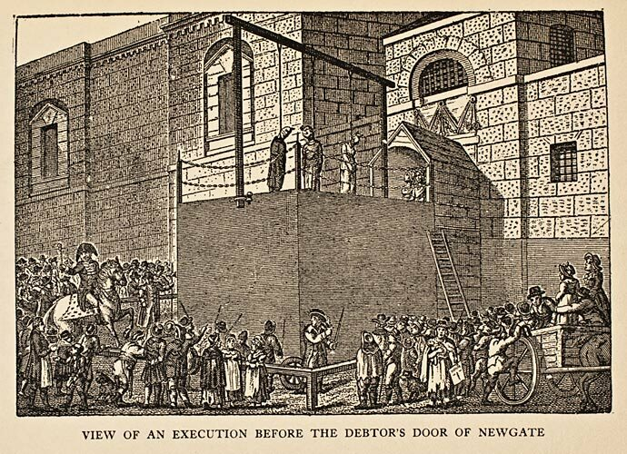 Men found guilty of buggery would be sentenced to death by hanging, with members of the public congregating to watch their execution.