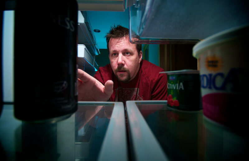 If it smells like something died in your fridge, it might be cadaverine.