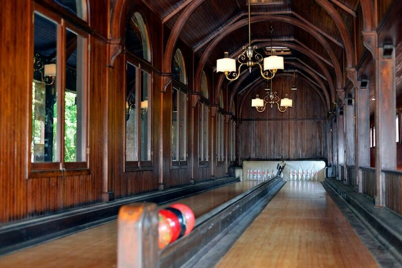 One of the oldest bowling alleys in the United States began offering tours in August, following decades of renovations.