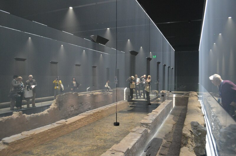 The underground temple of a mysterious Roman cult in its new interactive exhibit.