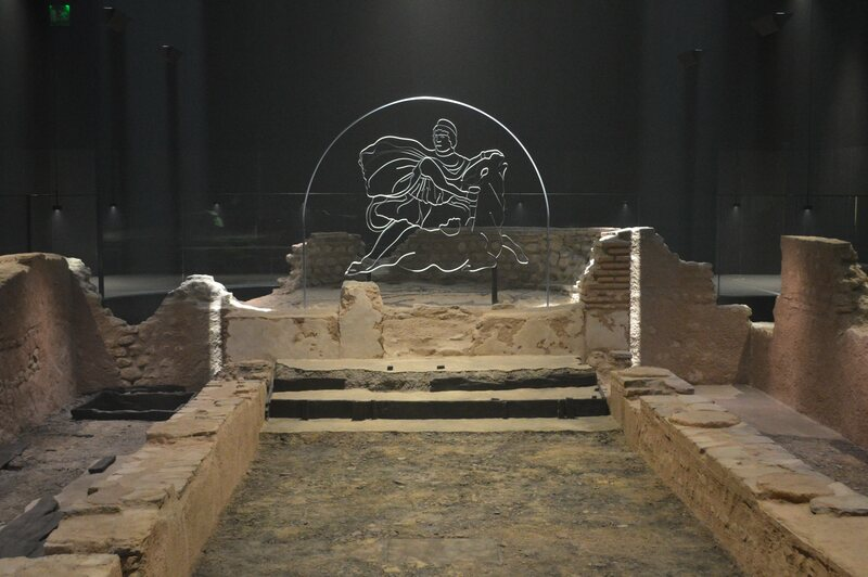London's underground temple from an ancient Roman religious cult is now open to visitors.