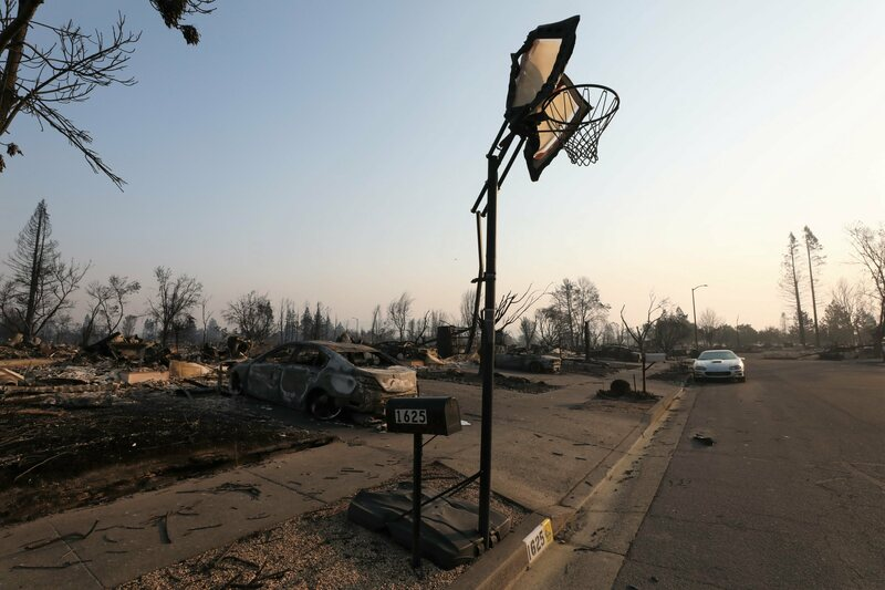 Temporary housing (for both people and animals) is in high demand as wildfires continue to sweep through the American West.